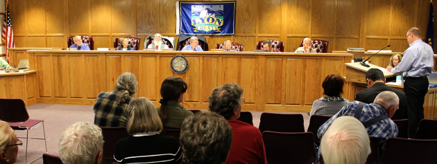 Lyon County Planning Commission
