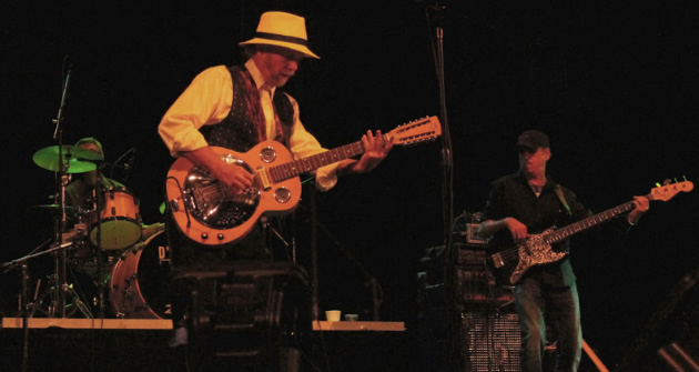 Comstock Residents Association presents – Roy Rogers and the Delta Rhythm Kings